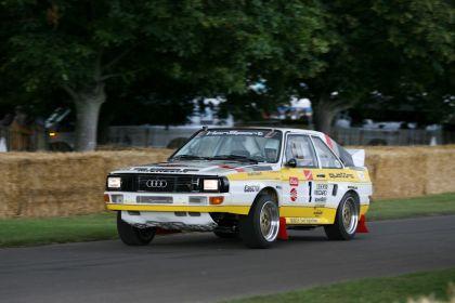 1984 Audi Sport Quattro Group B rally car 6