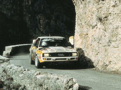 1984 Audi Sport Quattro Group B rally car 11