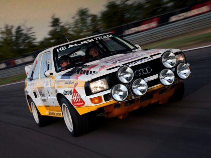 1984 Audi Sport Quattro Group B rally car 15