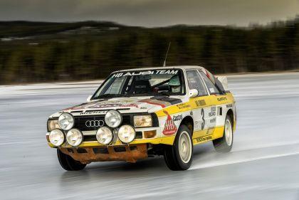 1984 Audi Sport Quattro Group B rally car 16