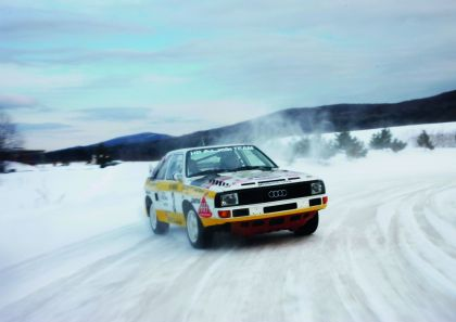1984 Audi Sport Quattro Group B rally car 19