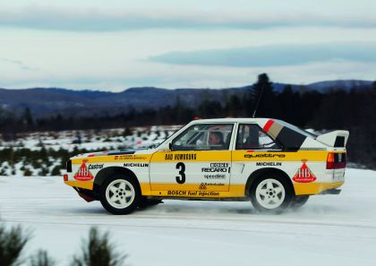 1984 Audi Sport Quattro Group B rally car 20