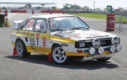 1984 Audi Sport Quattro Group B rally car 22
