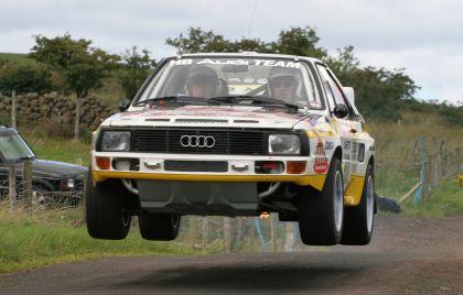 1984 Audi Sport Quattro Group B rally car 24