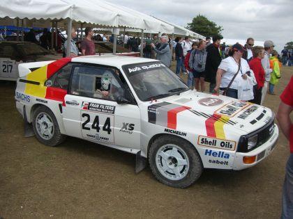 1984 Audi Sport Quattro Group B rally car 25