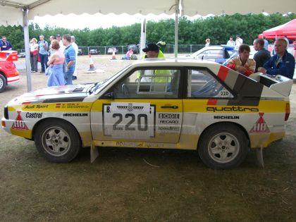 1984 Audi Sport Quattro Group B rally car 26