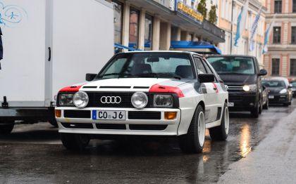 1984 Audi Sport Quattro Group B rally car 28