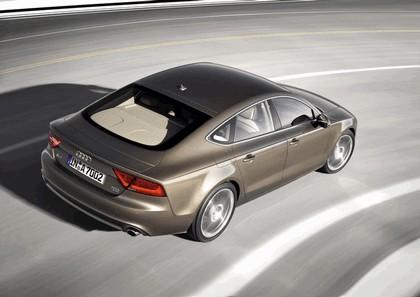2010 Audi A7 Sportback 4