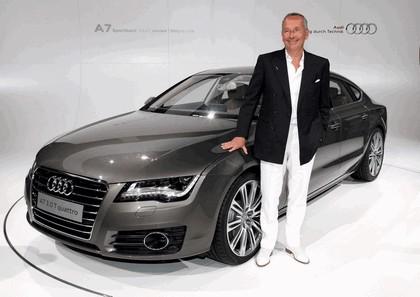 2010 Audi A7 Sportback 16