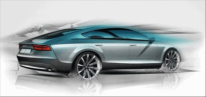 2010 Audi A7 Sportback 18