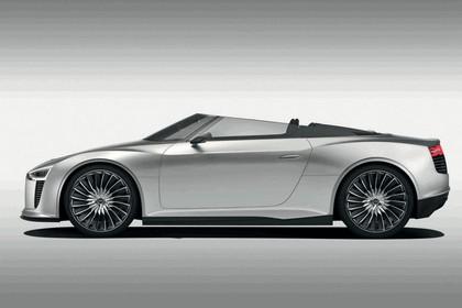 2010 Audi e-tron Spyder 7