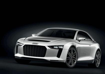 2010 Audi quattro concept 1