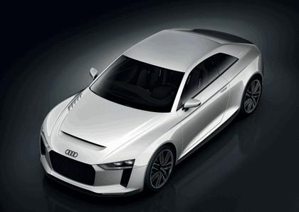 2010 Audi quattro concept 4