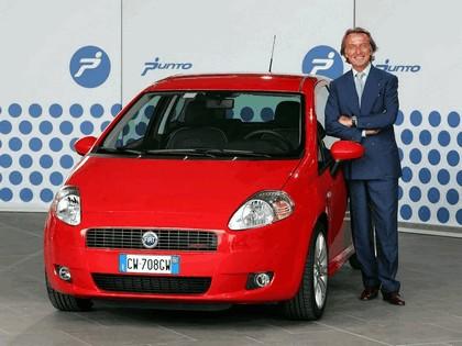 2005 Fiat Grande Punto Multijet 3-door 1