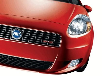 2005 Fiat Grande Punto Multijet 3-door 2