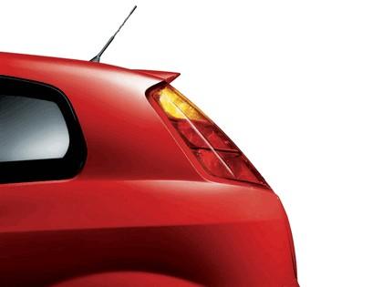 2005 Fiat Grande Punto Multijet 3-door 3
