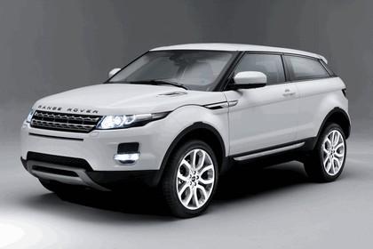 2010 Land Rover Range Rover Evoque 3-door 1