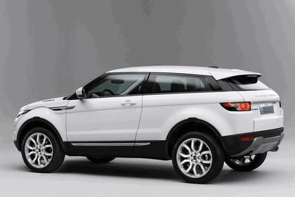 2010 Land Rover Range Rover Evoque 3-door 2