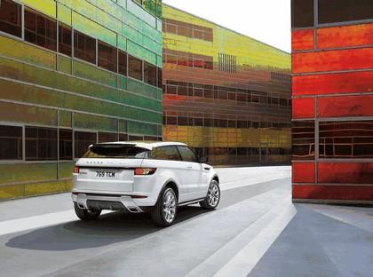 2010 Land Rover Range Rover Evoque 3-door 10