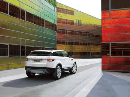 2010 Land Rover Range Rover Evoque 3-door 13