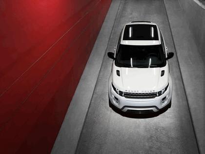 2010 Land Rover Range Rover Evoque 3-door 16
