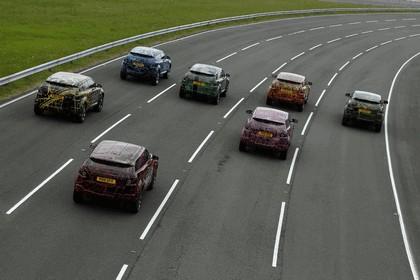 2010 Land Rover Range Rover Evoque 3-door 25