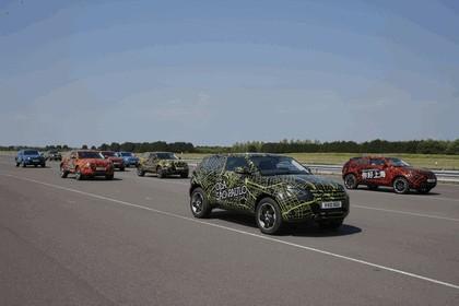 2010 Land Rover Range Rover Evoque 3-door 30