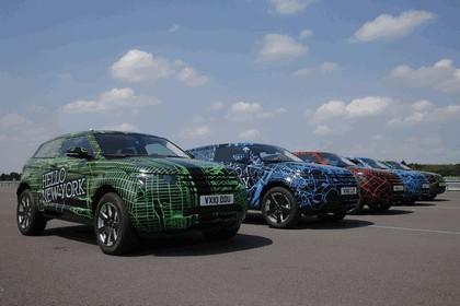 2010 Land Rover Range Rover Evoque 3-door 31