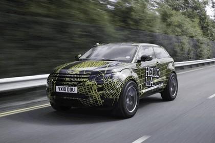 2010 Land Rover Range Rover Evoque 3-door 32