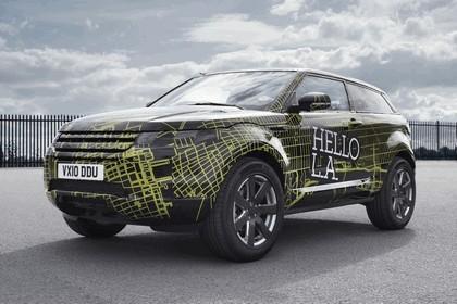 2010 Land Rover Range Rover Evoque 3-door 33