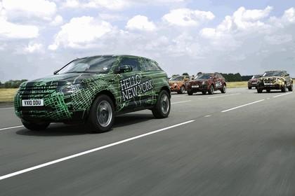 2010 Land Rover Range Rover Evoque 3-door 34