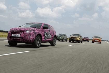 2010 Land Rover Range Rover Evoque 3-door 41