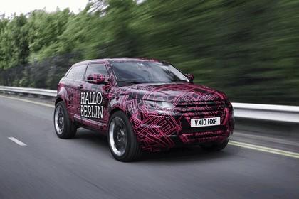 2010 Land Rover Range Rover Evoque 3-door 42