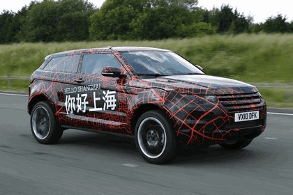 2010 Land Rover Range Rover Evoque 3-door 43