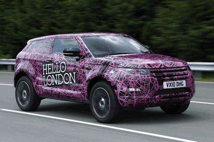 2010 Land Rover Range Rover Evoque 3-door 44