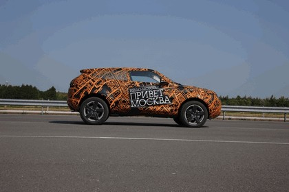 2010 Land Rover Range Rover Evoque 3-door 46