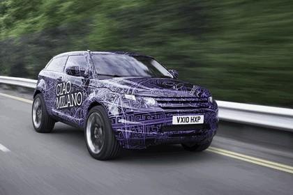 2010 Land Rover Range Rover Evoque 3-door 48