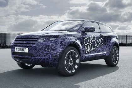 2010 Land Rover Range Rover Evoque 3-door 49