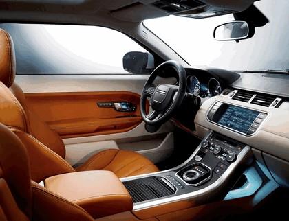 2010 Land Rover Range Rover Evoque 3-door 50