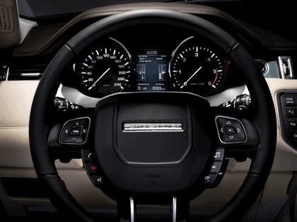2010 Land Rover Range Rover Evoque 3-door 53