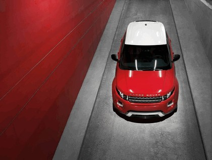 2010 Land Rover Range Rover Evoque 5-door 7