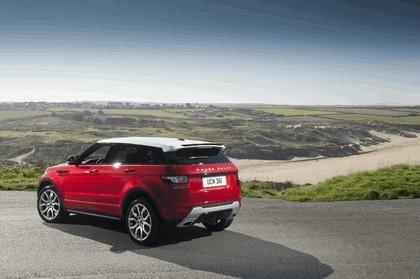 2010 Land Rover Range Rover Evoque 5-door 17