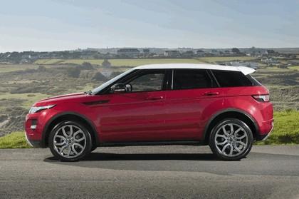 2010 Land Rover Range Rover Evoque 5-door 19