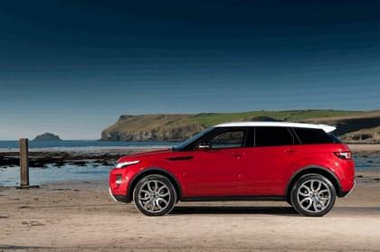 2010 Land Rover Range Rover Evoque 5-door 20