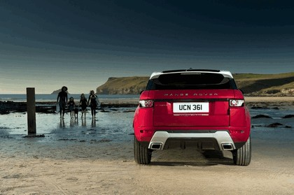 2010 Land Rover Range Rover Evoque 5-door 23