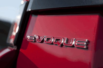 2010 Land Rover Range Rover Evoque 5-door 40