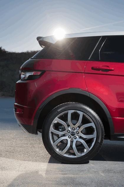 2010 Land Rover Range Rover Evoque 5-door 41