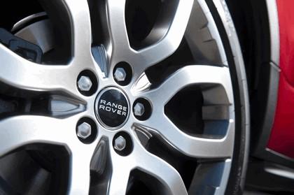 2010 Land Rover Range Rover Evoque 5-door 42