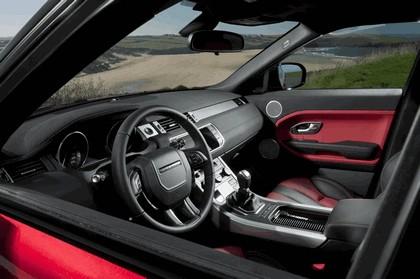 2010 Land Rover Range Rover Evoque 5-door 43