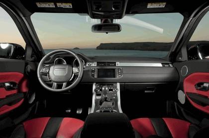 2010 Land Rover Range Rover Evoque 5-door 44